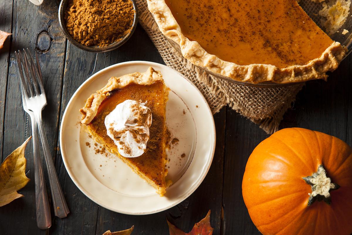 Torta di zucca: origini, suggerimenti e perfetta ricetta della torta di zucca fatta in casa del Ringraziamento