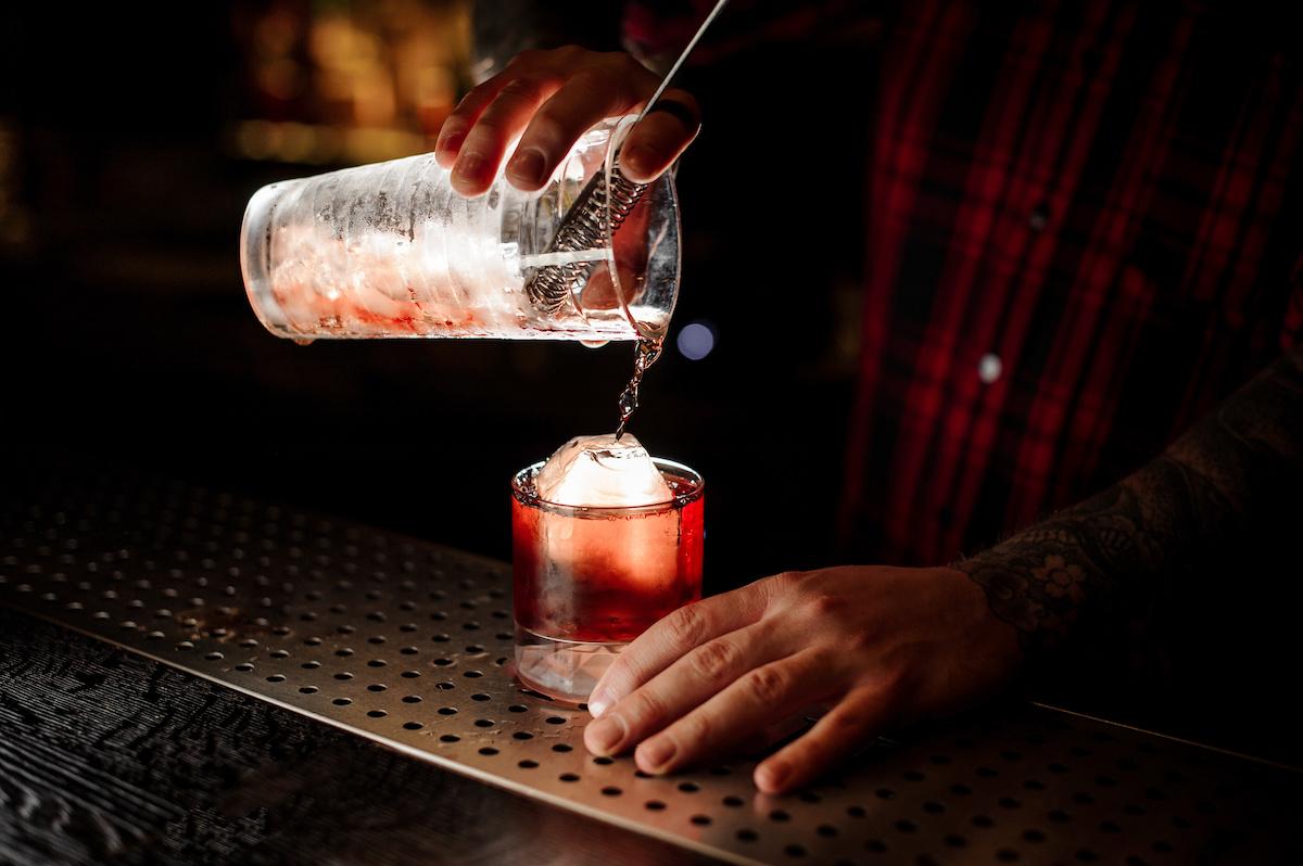 Recette de cocktail Boulevardier classique