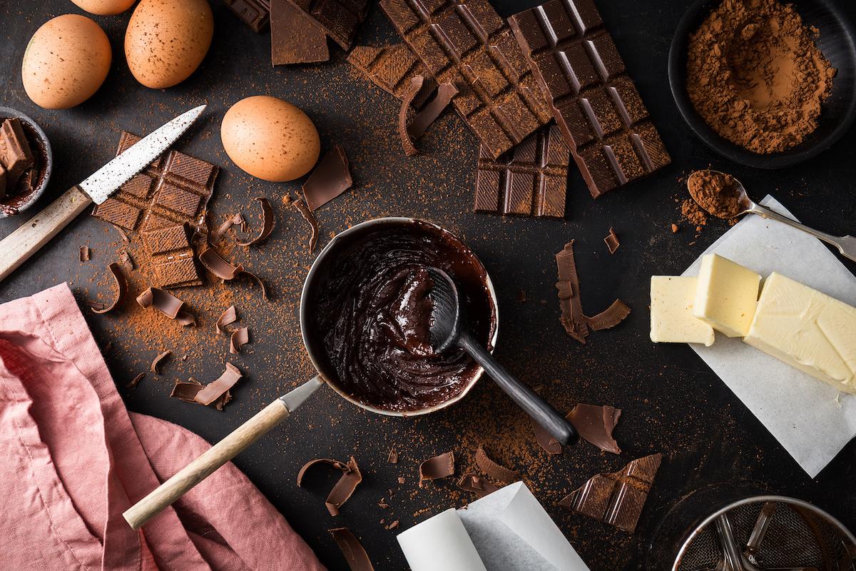 Kuidas kasutada 4 erinevat tüüpi šokolaadi küpsetamist