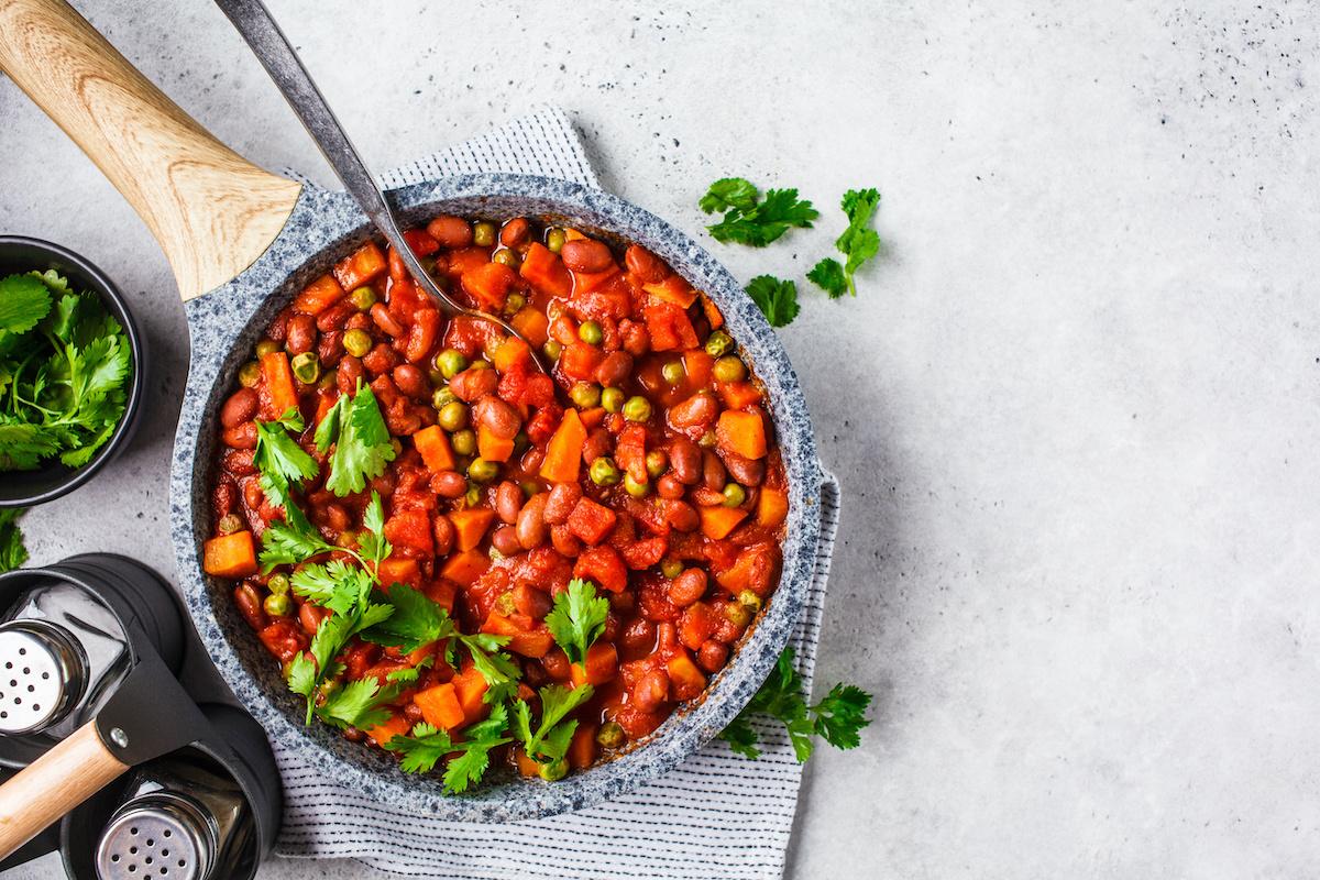 Hur man gör Vegan Chili: Perfekt Vegan Chili Recept