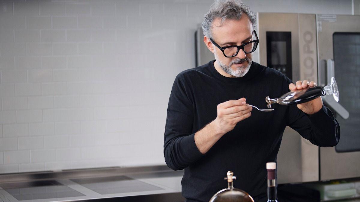 Chef Massimo Bottura's Balsamic Mayonnaise Recipe