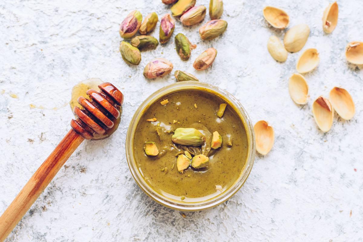 Recette facile de beurre de pistache maison