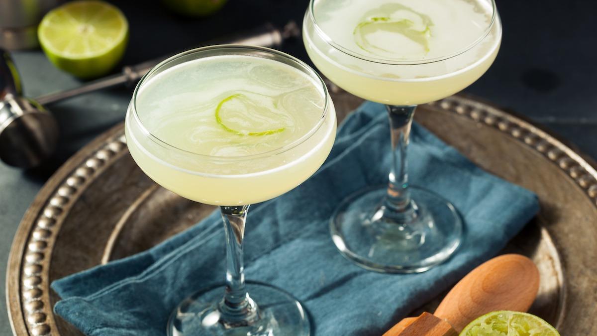 Recette de cocktail Gimlet classique