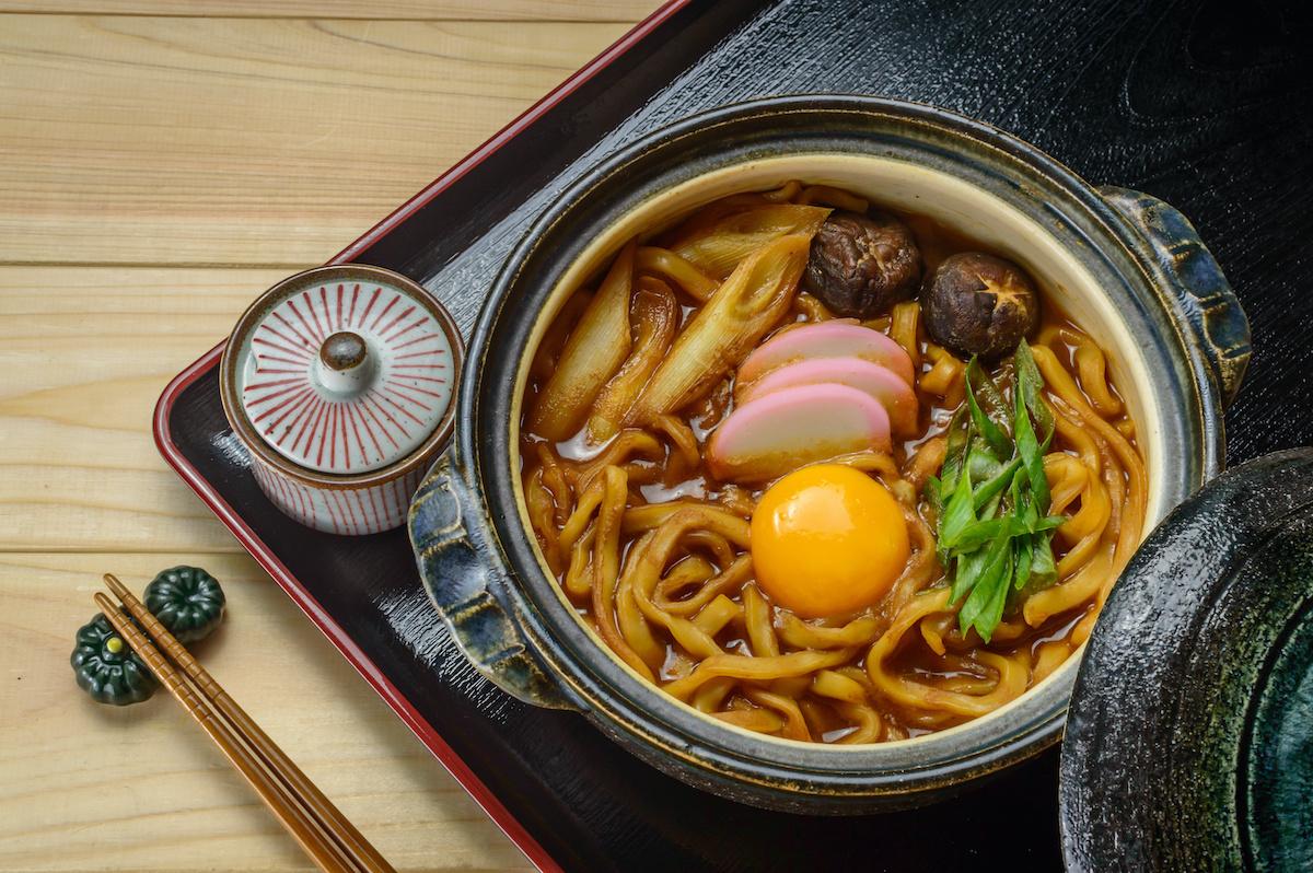 Recette Nabeyaki Udon: Comment faire un pot chaud japonais Udon