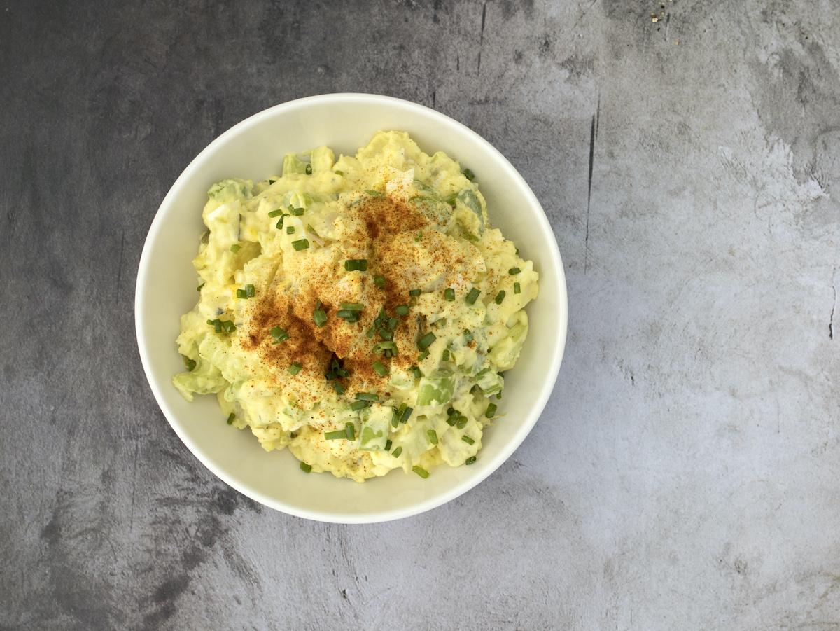 Resipi Salad Kentang: Cara Membuat Salad Kentang Klasik