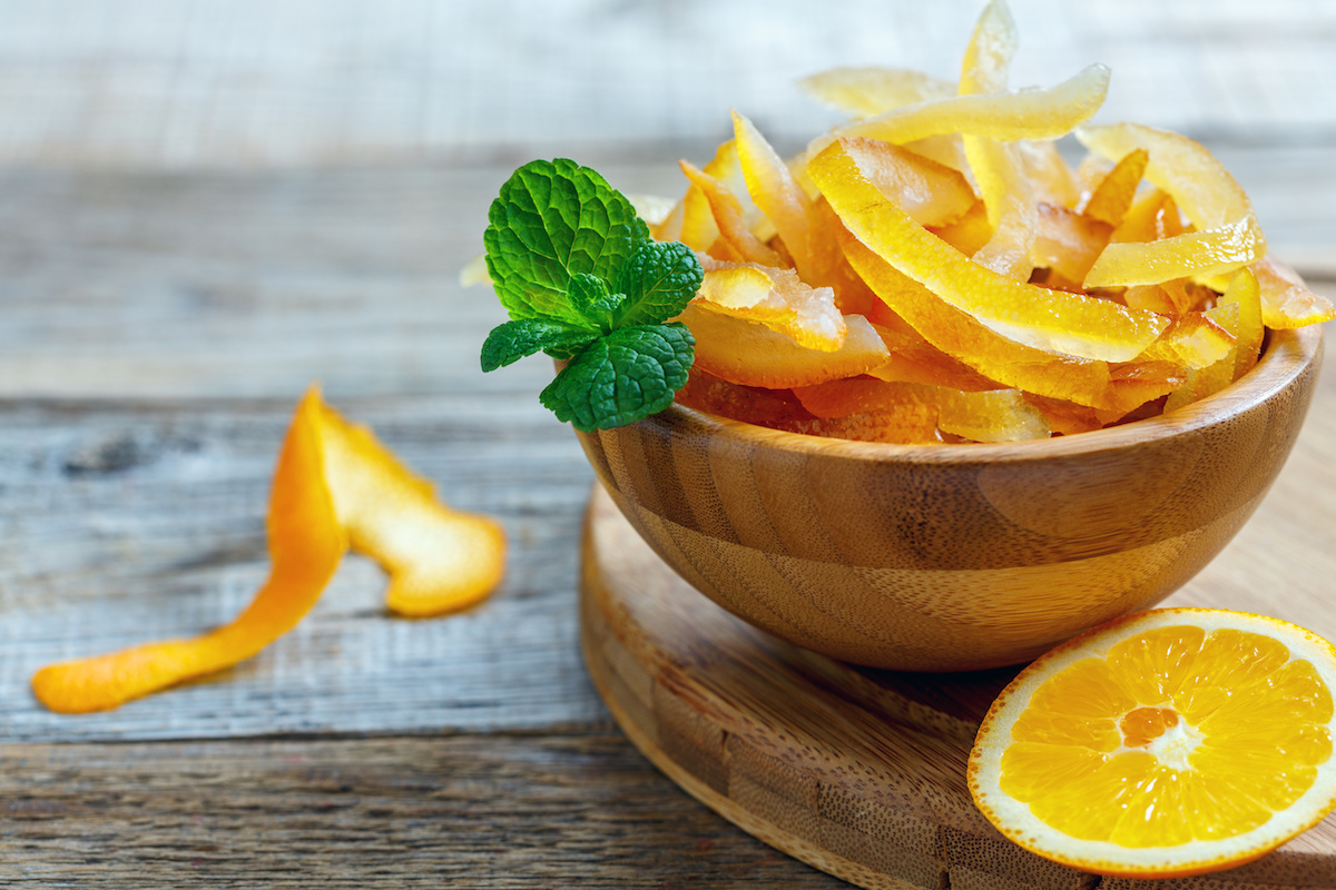 Comment confiser les écorces de pamplemousse, de citron et d'orange à la maison : 8 idées créatives pour utiliser les écorces d'agrumes confites