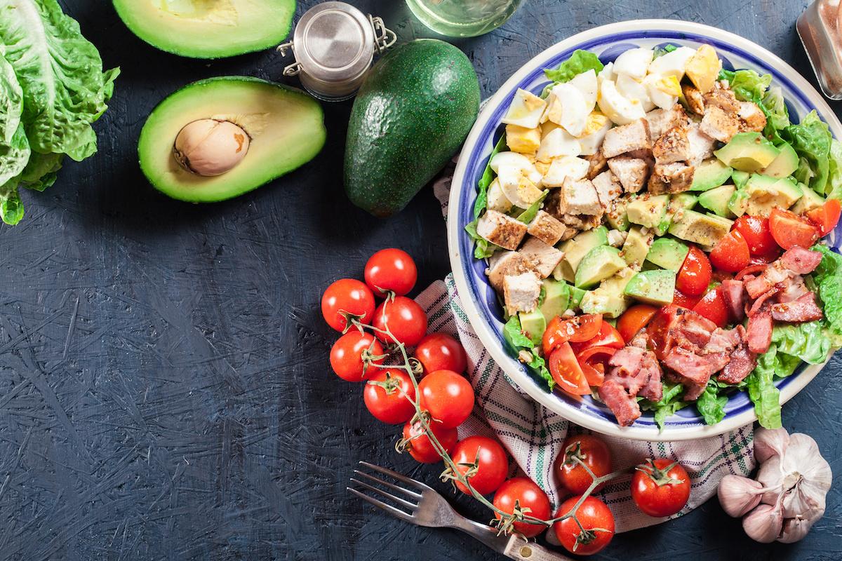 Recette de salade Cobb rapide et facile