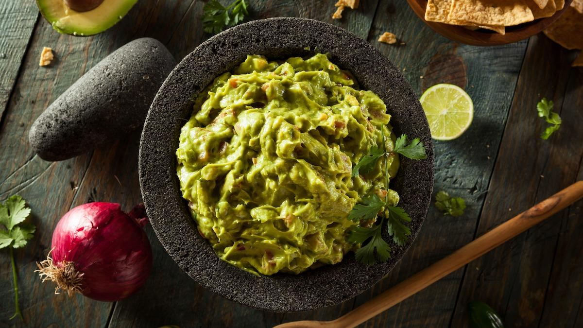 Kako napraviti savršen guacamole: brzi recept za guacamole