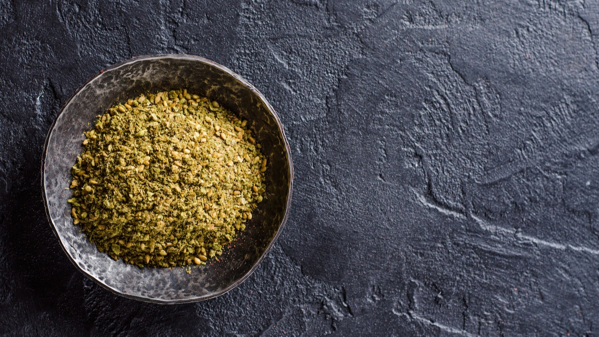 Come preparare lo Za'atar a casa: 7 idee per ricette per il condimento di Za'atar