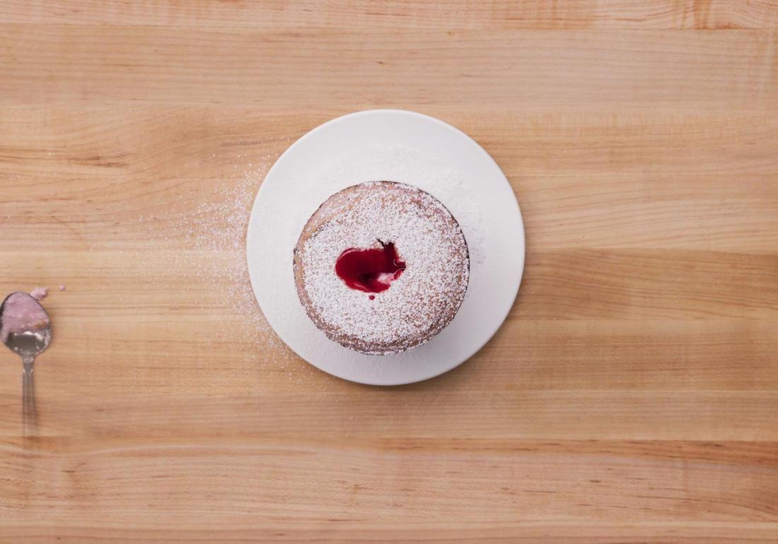 Recept za sladico Gordon Ramsay: Malinov sufle