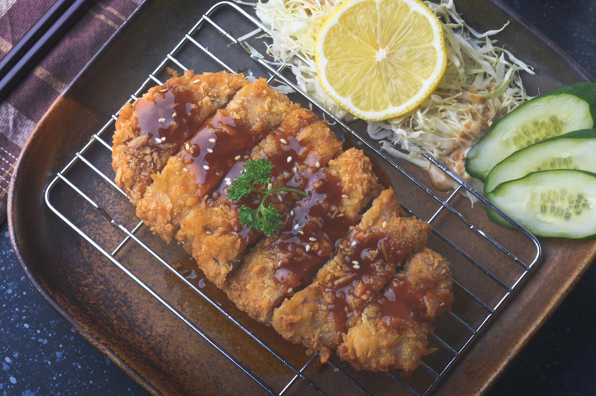 Recette de sauce tonkatsu : comment faire du tonkatsu japonais