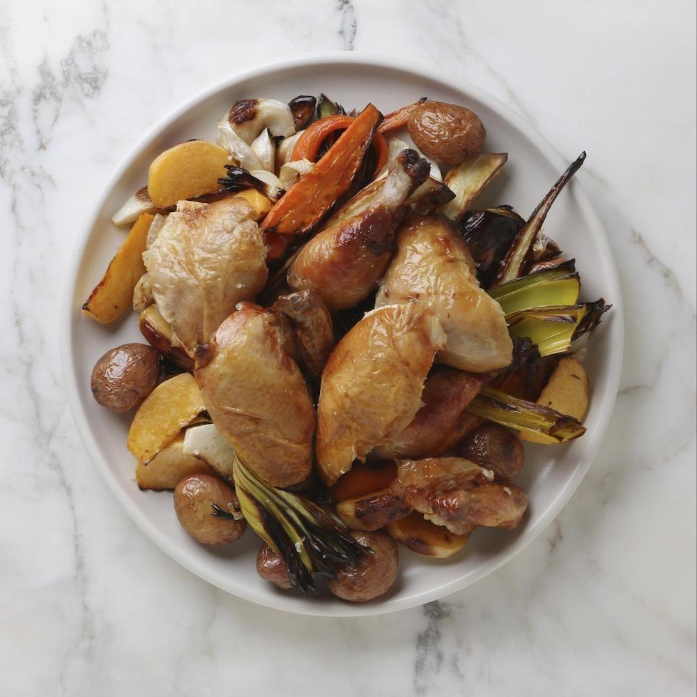 Comment ficeler un poulet avec le chef Thomas Keller : guide étape par étape