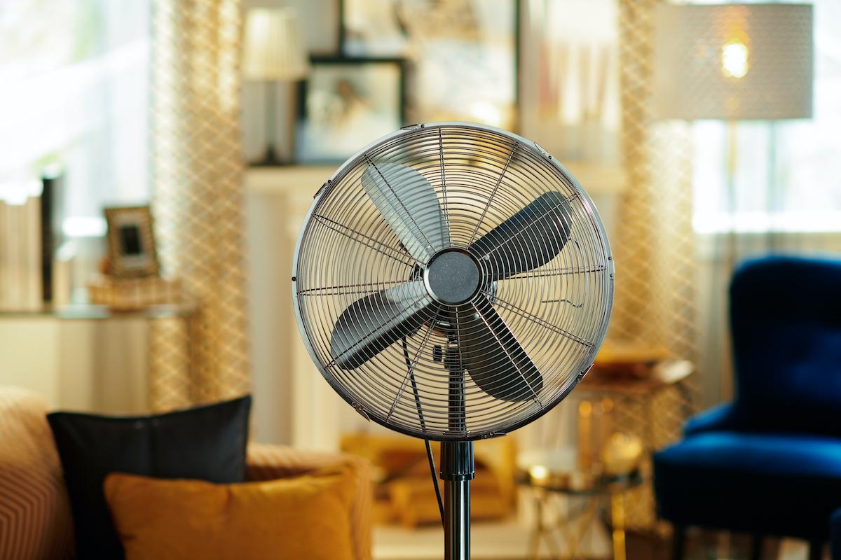 Come rinfrescare la casa senza usare un condizionatore d'aria