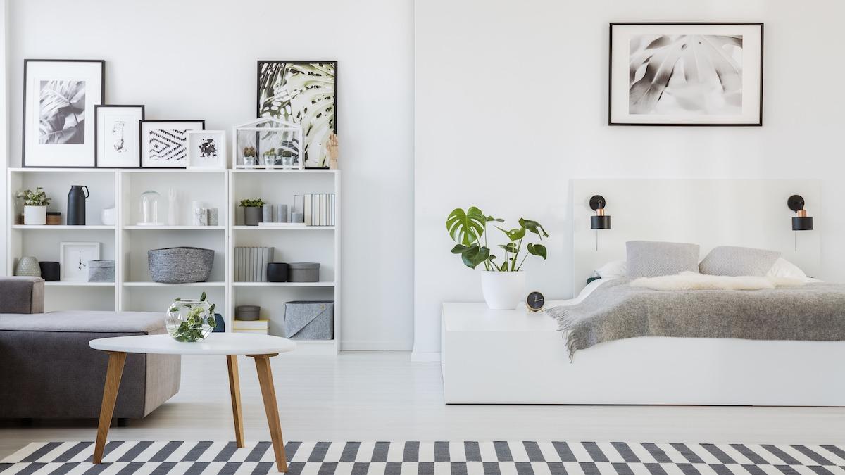 Design d'intérieur de petit espace: 6 façons de maximiser les petites maisons