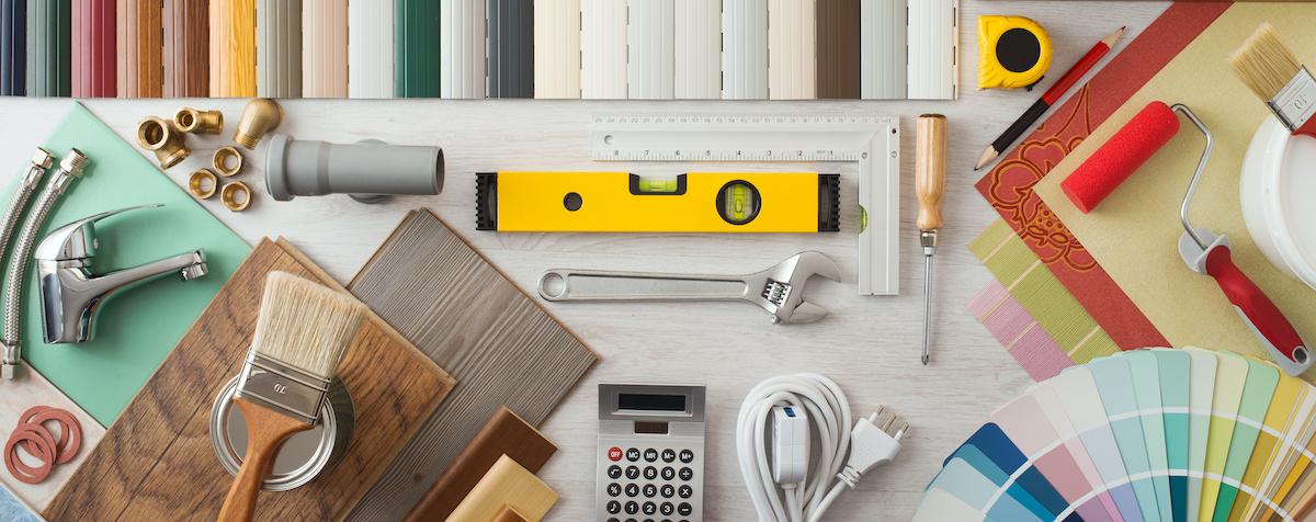 9 outils essentiels pour les projets de bricolage