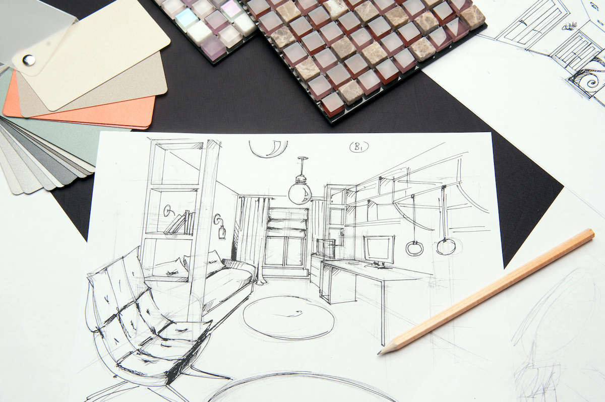 Un glossaire essentiel de 40 termes de design d'intérieur
