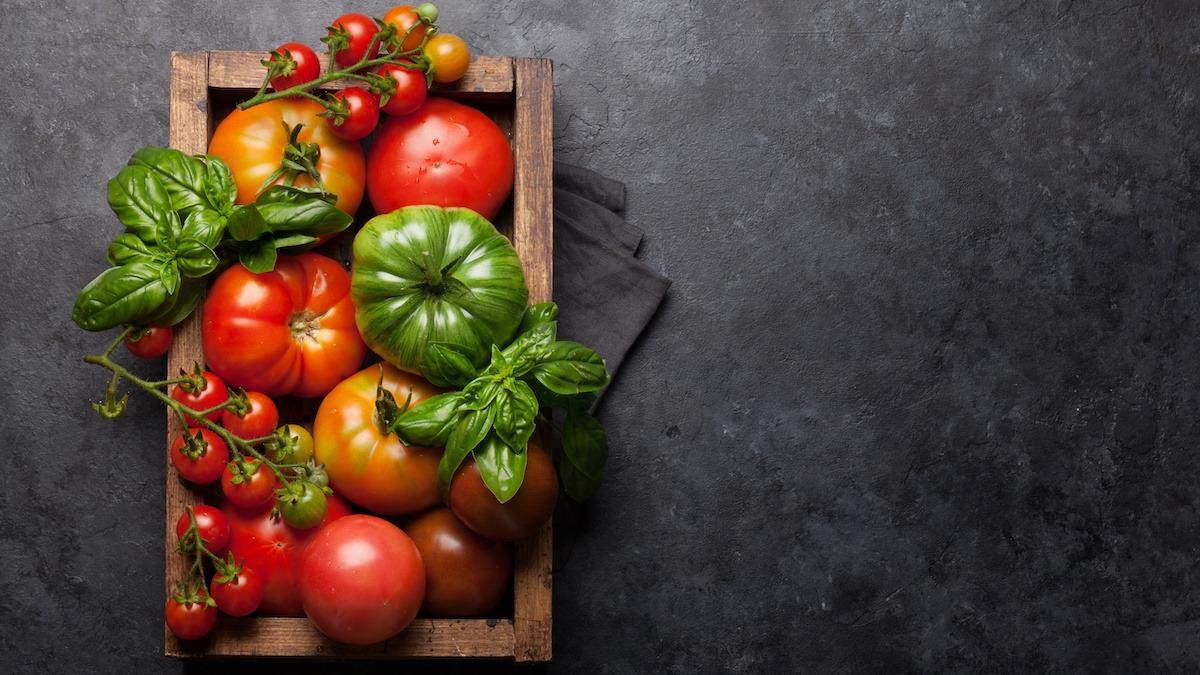 Tomat Companion Planting: Hva å plante med tomater