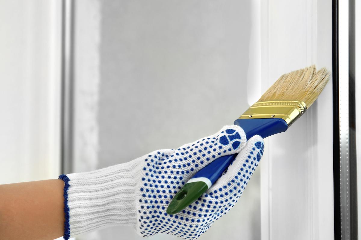 Comment peindre les garnitures : tutoriel de peinture bricolage en 8 étapes