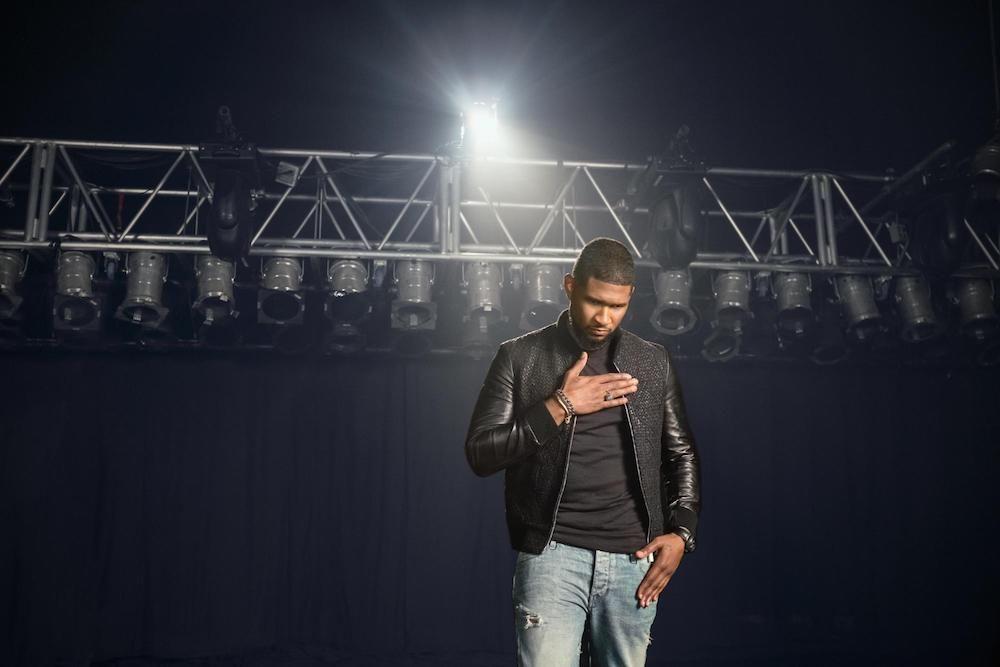 Liste des 10 meilleures chansons d'Usher