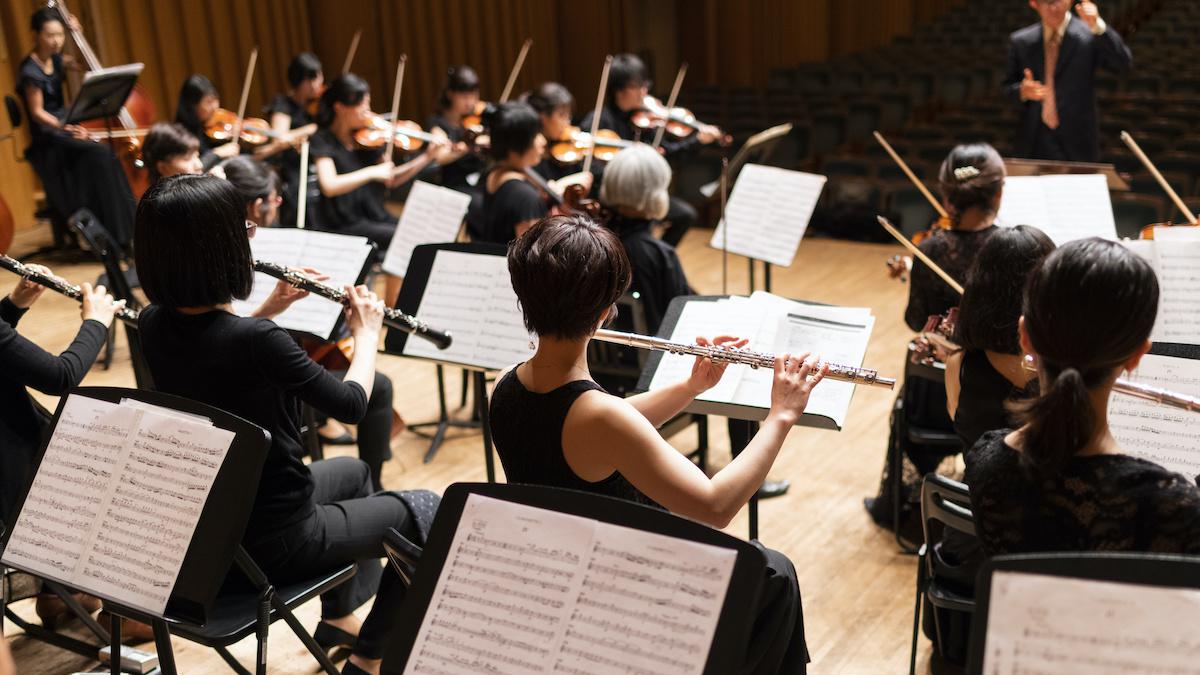 Forme symphonique en musique : une histoire de la symphonie