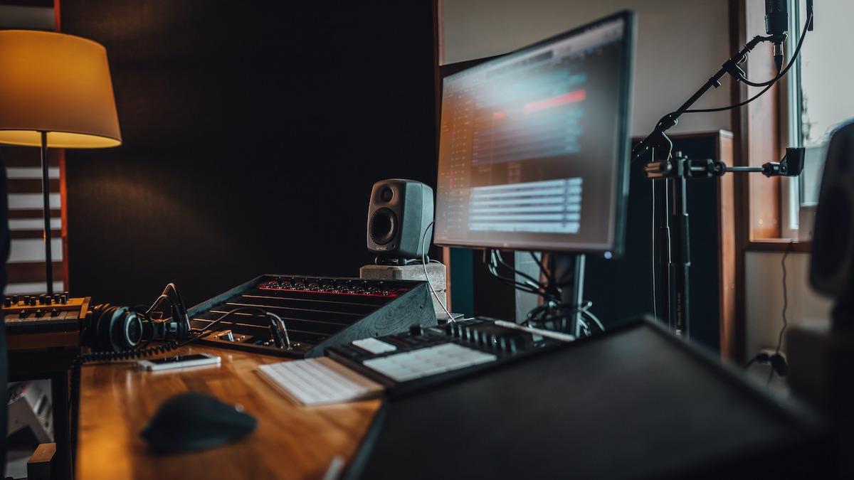 Comment configurer un studio d'enregistrement à domicile