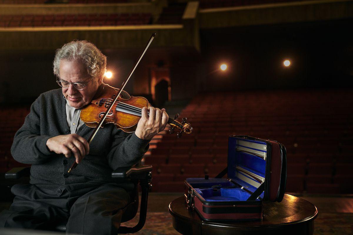 Doznajte više o držanju violinskog luka: najbolja tehnika pramca i savjeti Itzhaka Perlmana za luknu tehniku