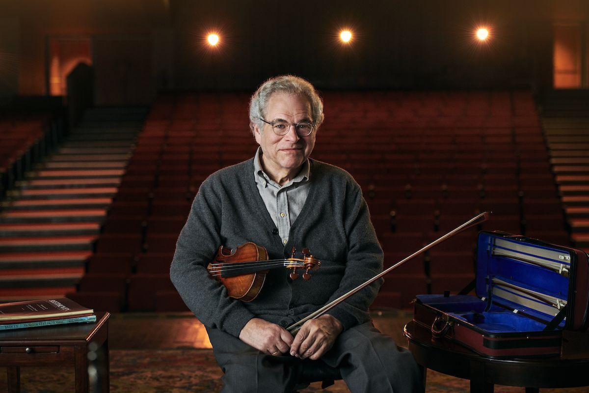8 înregistrări notabile ale violonistului premiat Itzhak Perlman