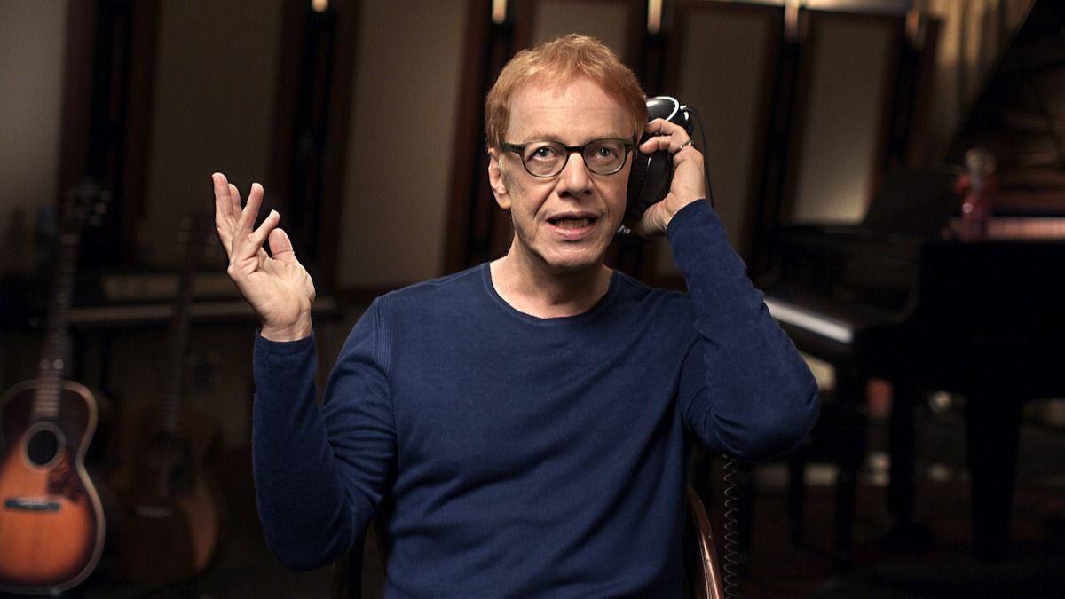 Liste des films et musiques de films de Danny Elfman
