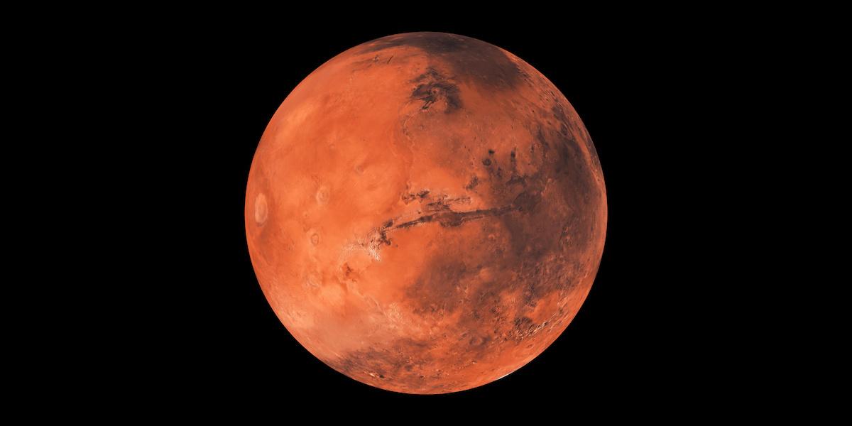 Сядут ли люди на Марс? Узнайте об истории исследования Марса и 7 основных проблемах отправки людей на Марс