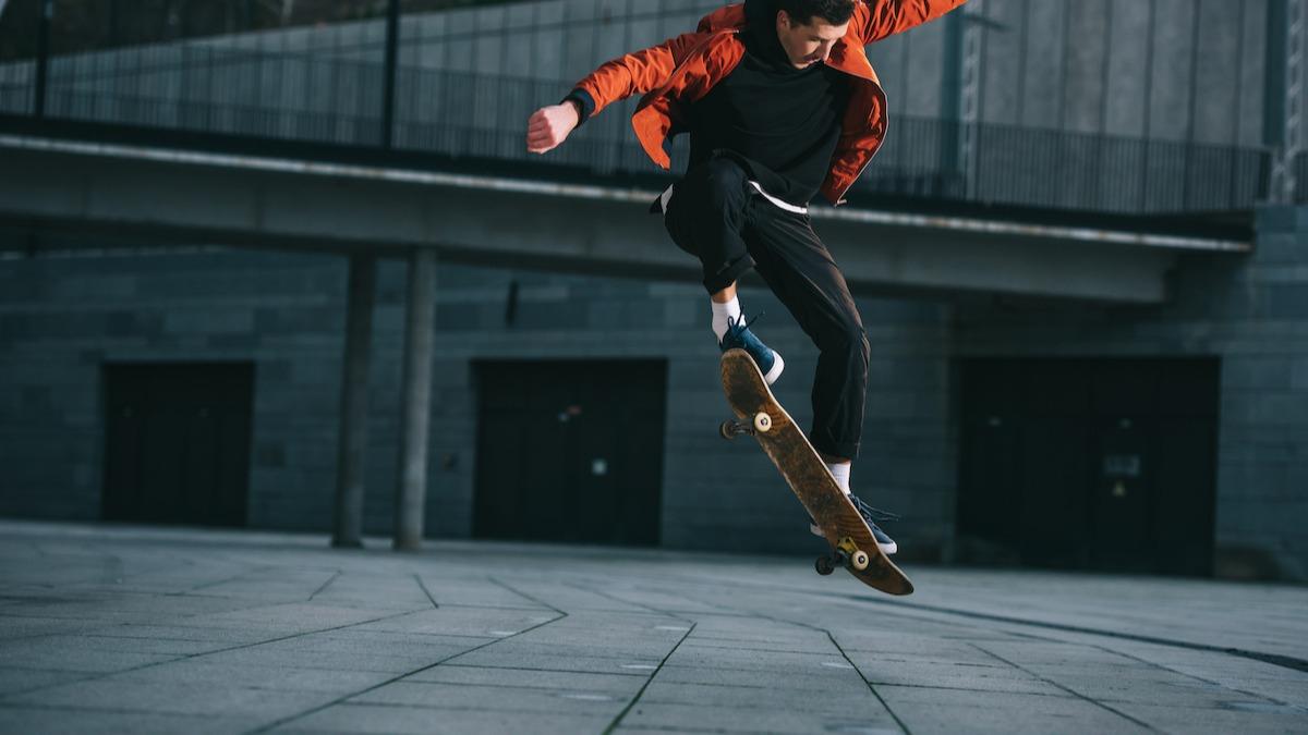 Как сделать Frontside 180 на скейтборде