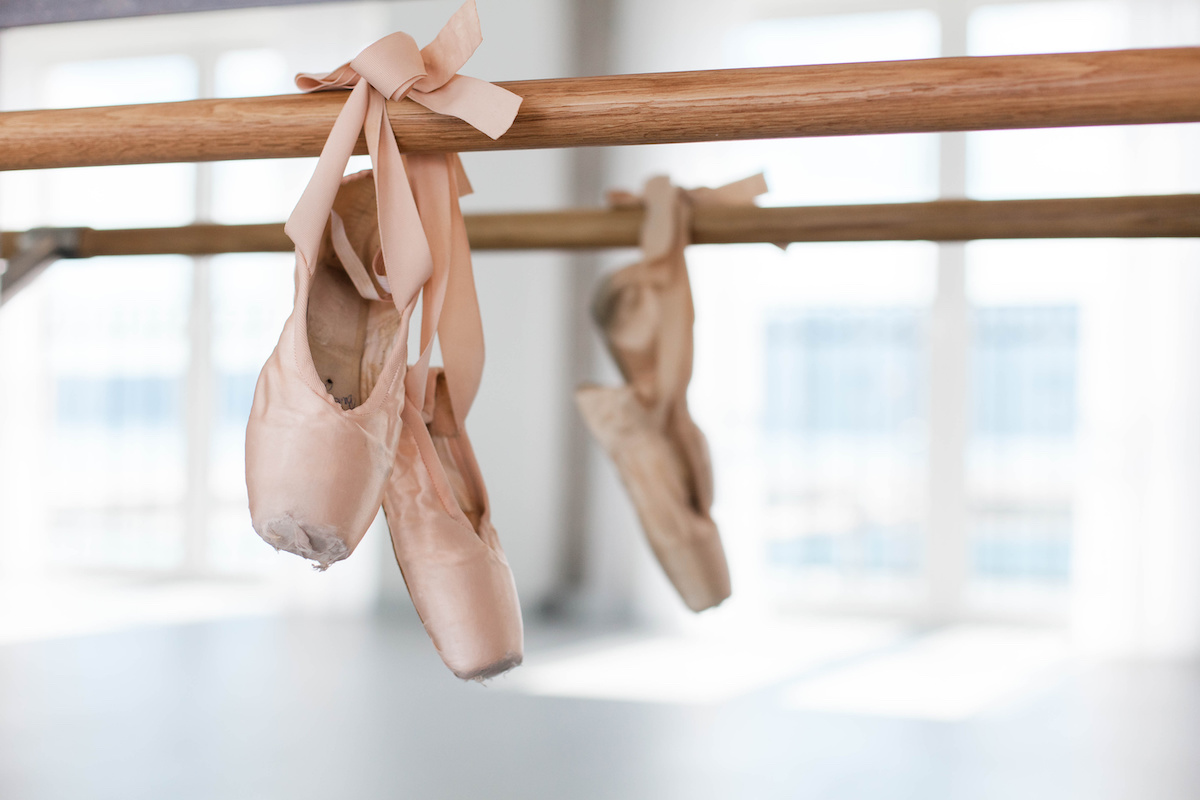 6 egyszerű balett nyújtás a rugalmasság javítása érdekében