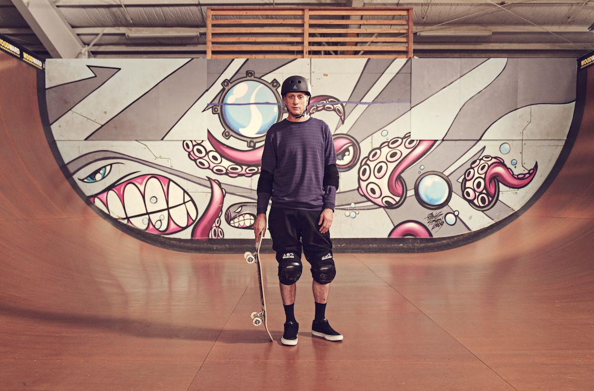 89 astuces de skateboard Vert inventées par le skateur professionnel Tony Hawk