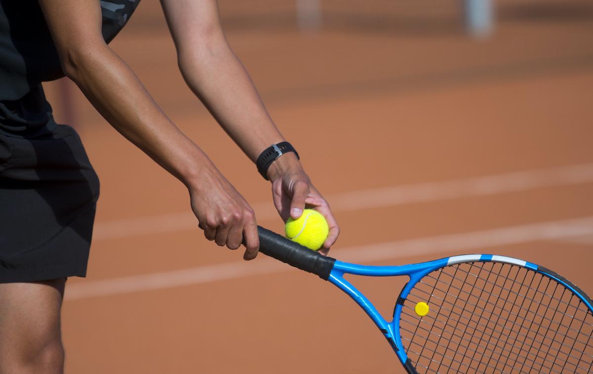 Guide des services de tennis: 4 types de services de tennis