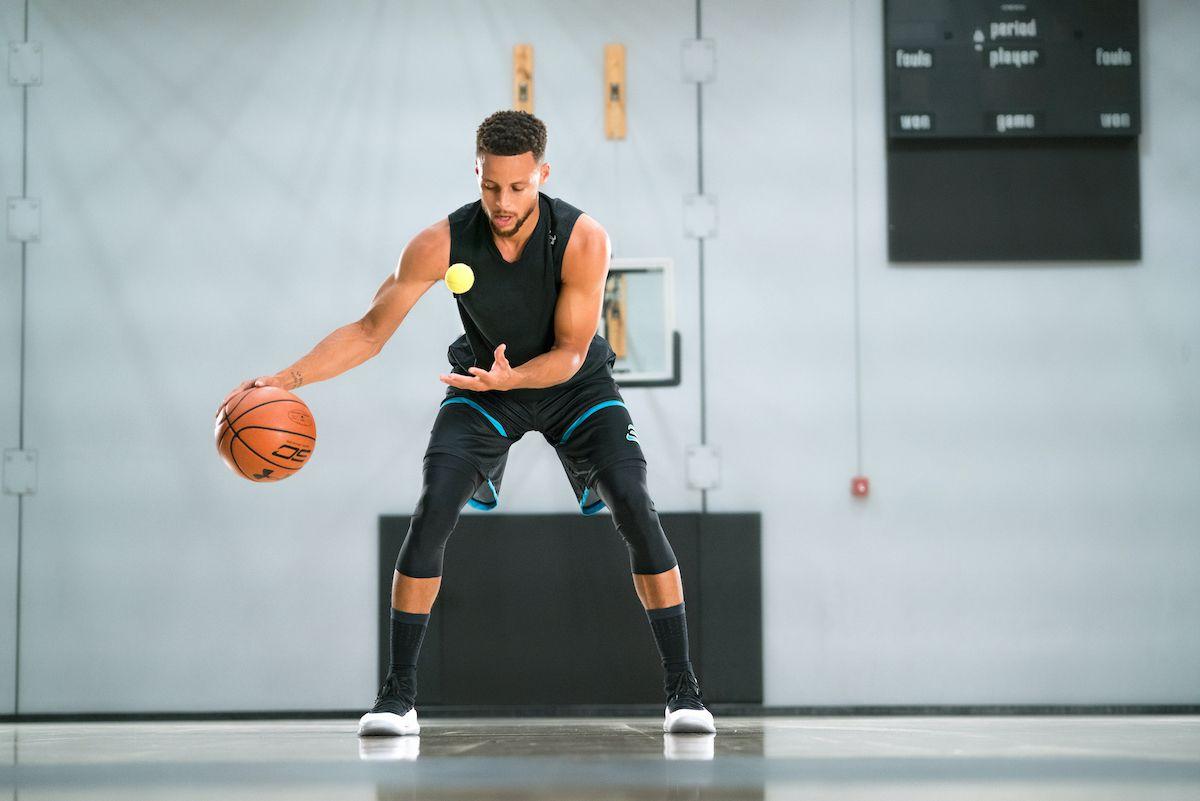 9 советов Стивена Карри по тренировкам в баскетбол