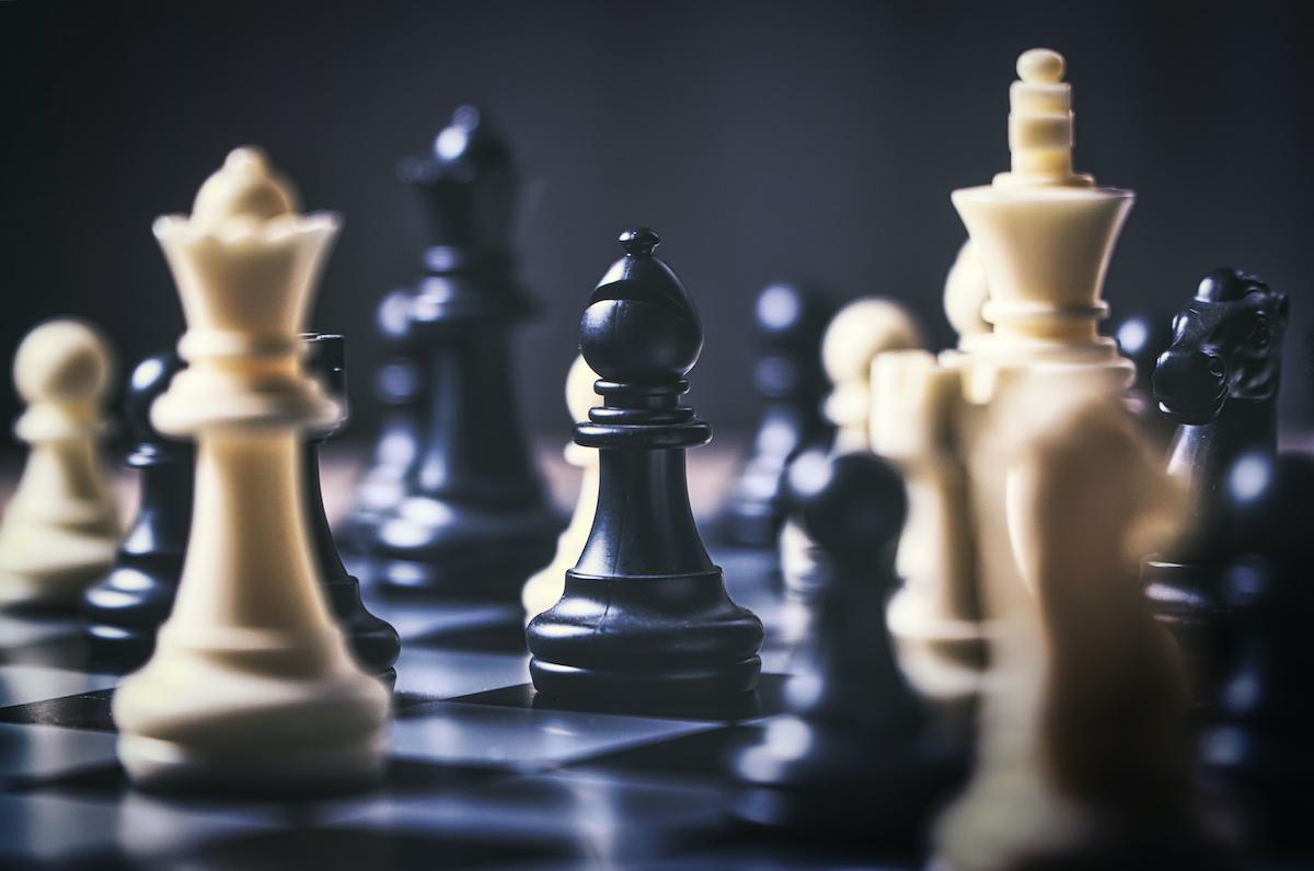 Scholar's Mate aux échecs: comment faire échec et mat en 4 coups
