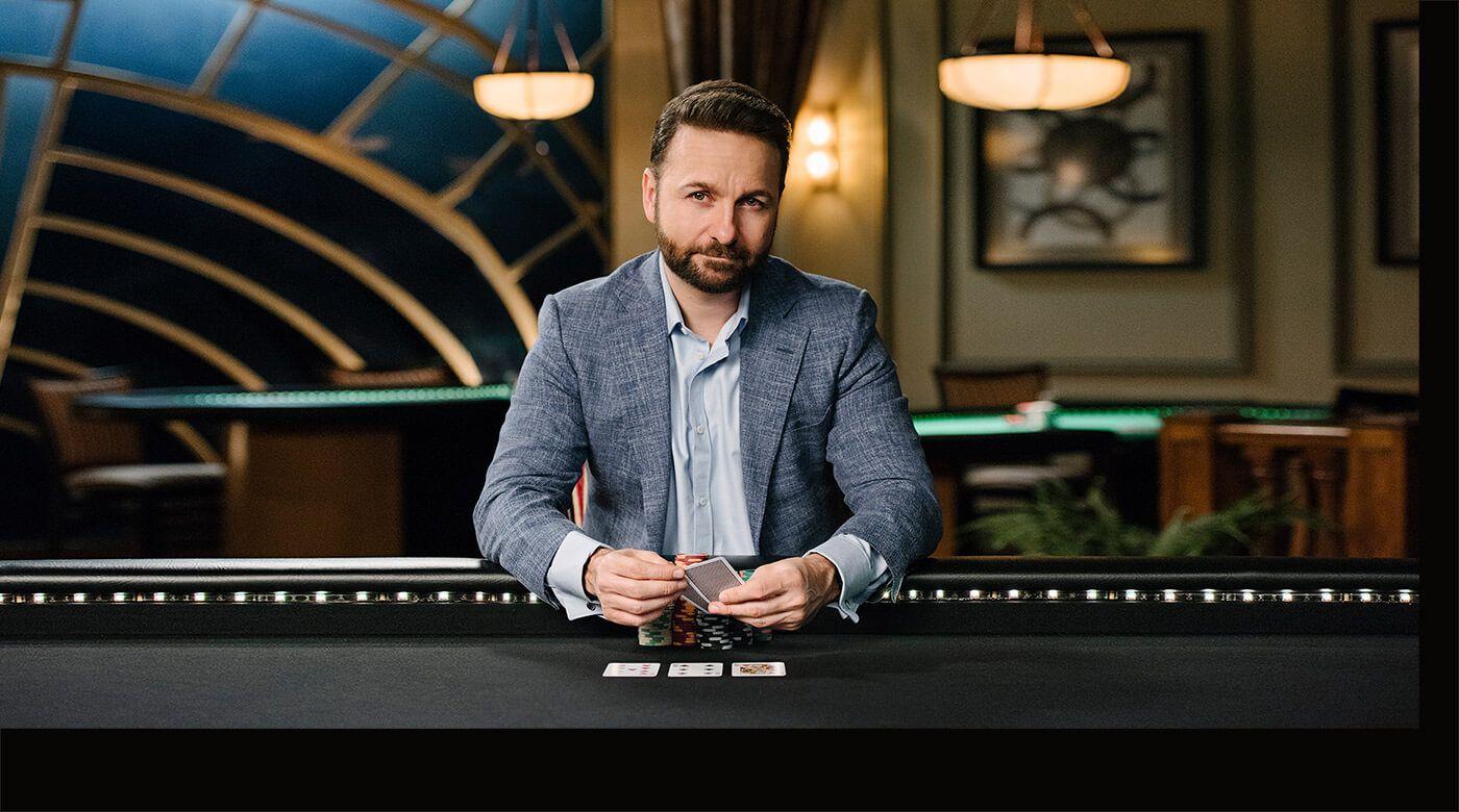 Petua Strategi Permainan Tunai Poker Daniel Negreanu
