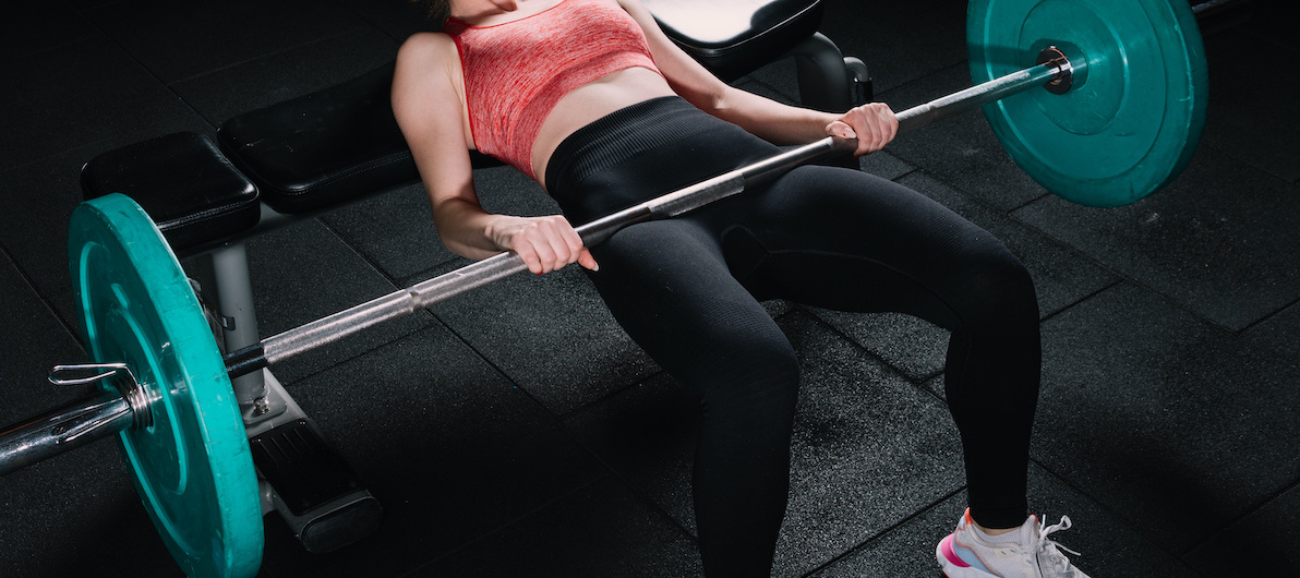 Guide de la poussée de la hanche: comment maîtriser l'exercice de poussée de la hanche