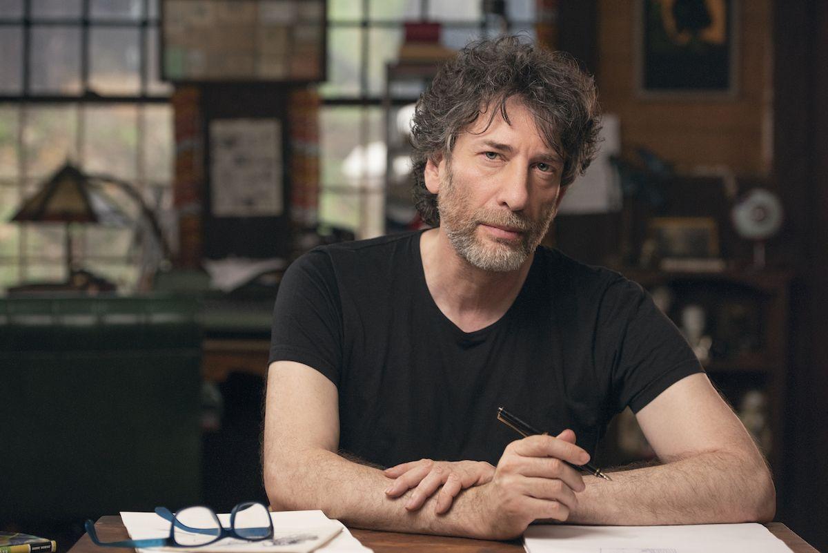 15 Neil Gaiman sitater på skriving