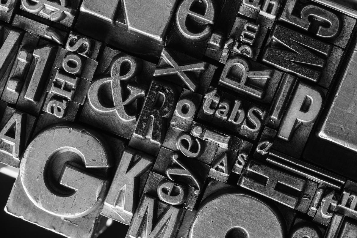 Typographie pour écrivains: comment choisir le meilleur type d'écriture