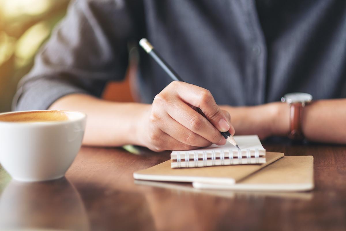 Come scrivere una prima bozza: 5 consigli per scrivere una prima bozza