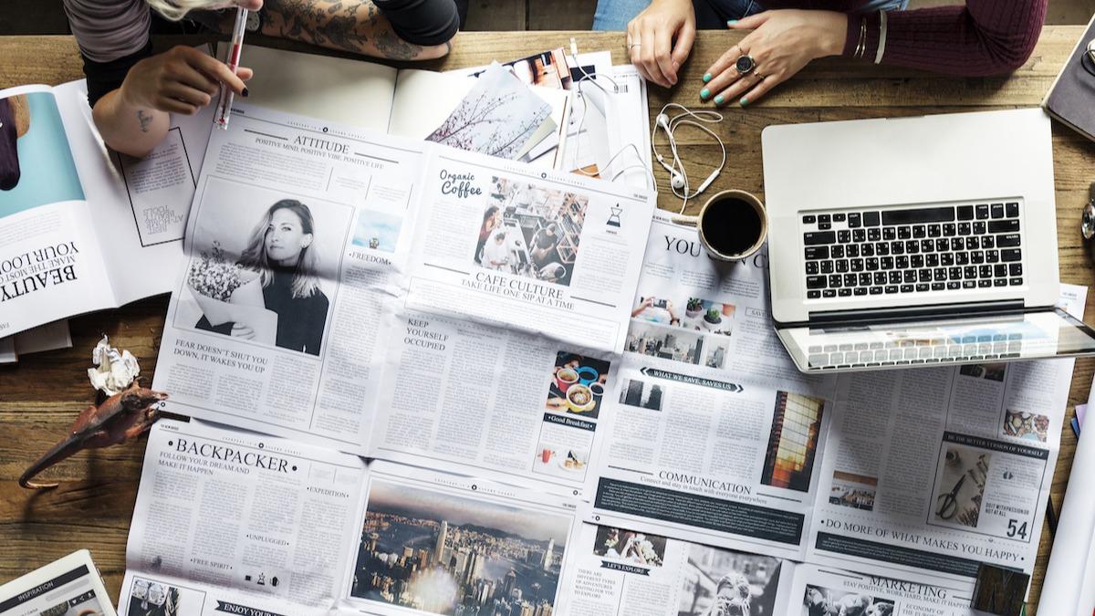 Comment lancer un article dans un magazine