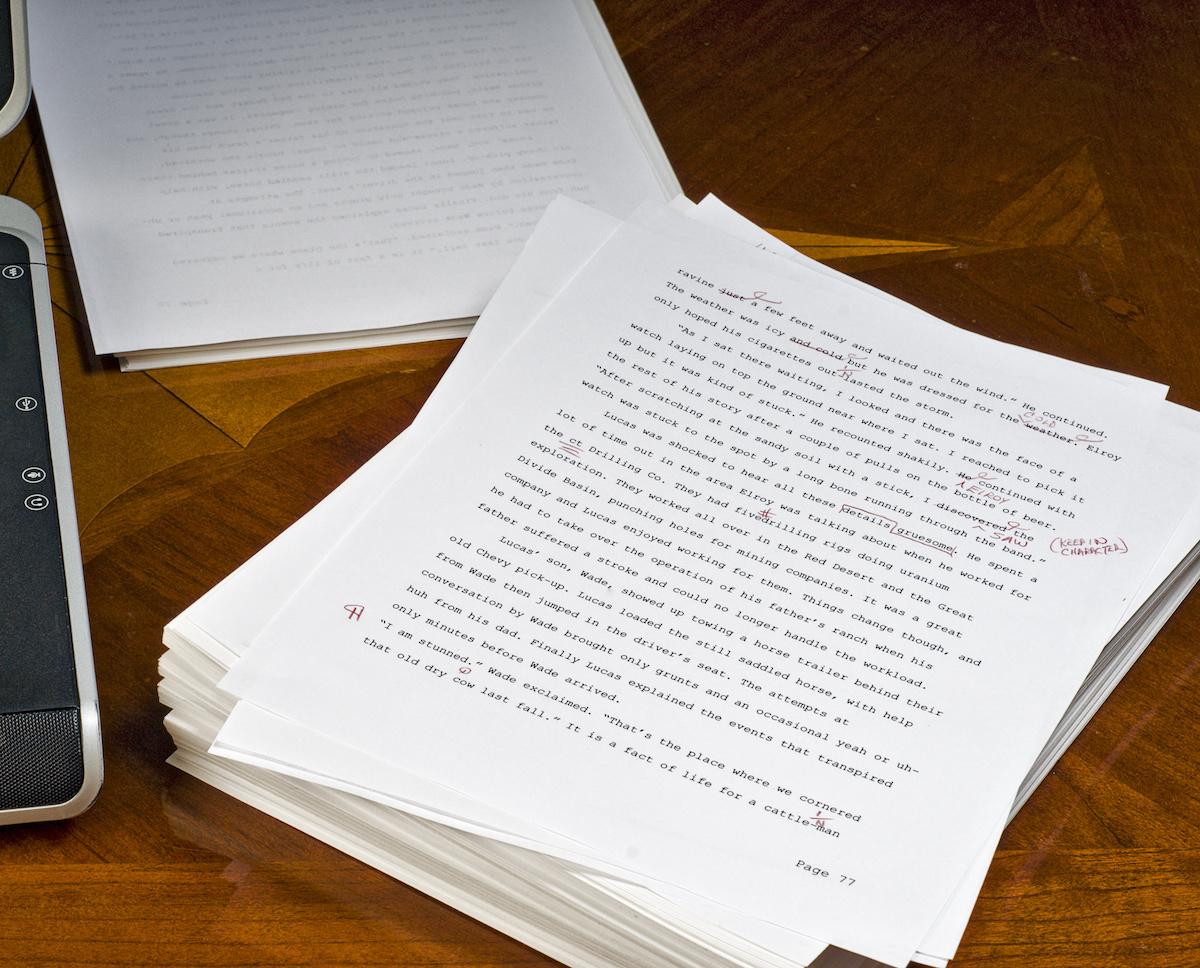 Kako oblikovati rukopis knjige